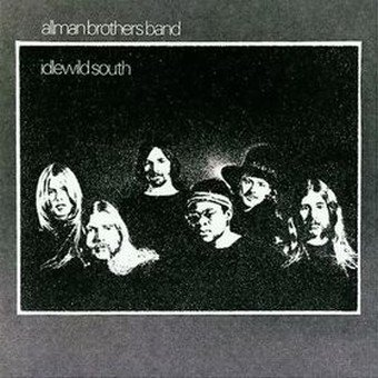 THE ALLMAN BROTHERS BAND idlewild south CD FORMATO MINI VINIL 1970 SOUTHERN ROCK