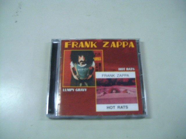 FRANK ZAPPA lumpy hot rats CD 1967 1969 PSECHEDELIC JAZZ ROCK