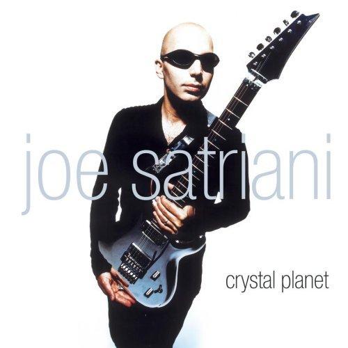 JOE SATRIANI crystal planet CD 1998 GUITAR BAND