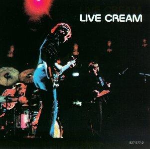 CREAM live cream  MINI VINYL CD 1970 ROCK
