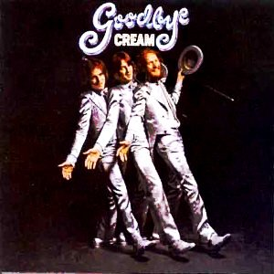 CREAM goodbye CD FORMATO MINI VINIL 1969 ROCK