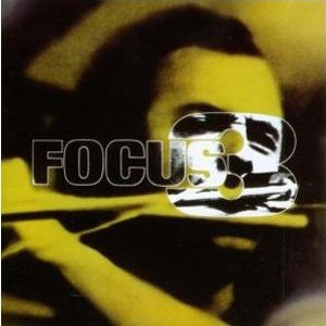 FOCUS focus 3 CD FORMATO MINI VINIL 1972 PROGRESSIVE ROCK
