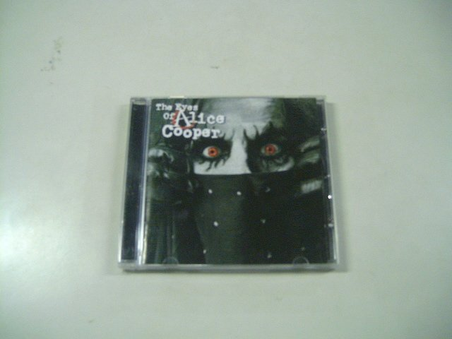 ALICE COOPER the eyes of alice cooper CD 2003 HARD ROCK