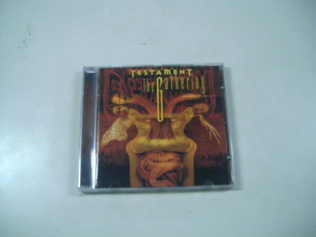 TESTAMENT the gathering CD 2000 THRASH METAL