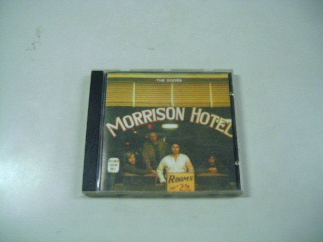 THE DOORS morrison hotel CD 1990 ROCK