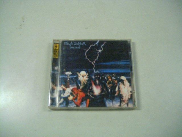 BLACK SABBATH live evil CD 1982 HEAVY METAL