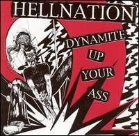 HELLNATION dinamite no seu cu CD ? HARDCORE