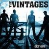 THE VINTAGES get out! CD 2008 PUNK ROCK