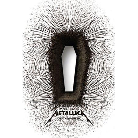 METALLICA death magnetic DIGIPACK CD 2008 THRASH METAL
