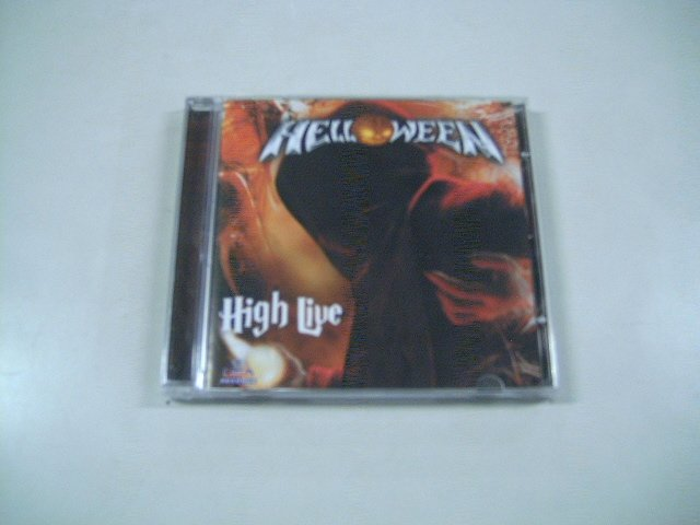 HELLOWEEN high live CD 1996 HEAVY METAL