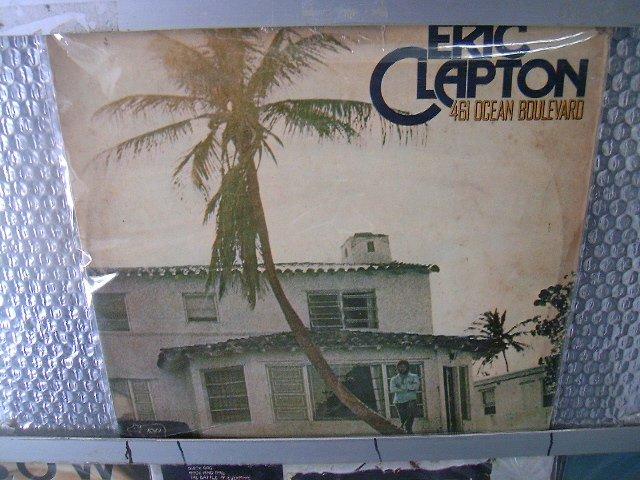 ERIC CLAPTON 461 ocean boulevard LP 1974 BLUES ROCK