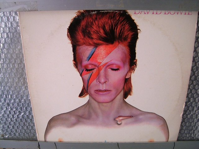 DAVID BOWIE aladdin sane LP 1973 ROCK