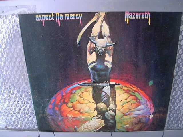 NAZARETH expect no mercy LP 1978 ROCK