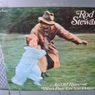 ROD STEWART an old raincoat won't ever let you down LP 1973 ROCK**