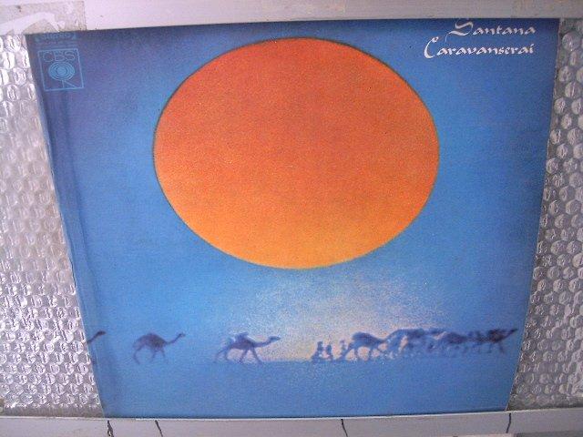 SANTANA caravanserai LP 1972 ROCK