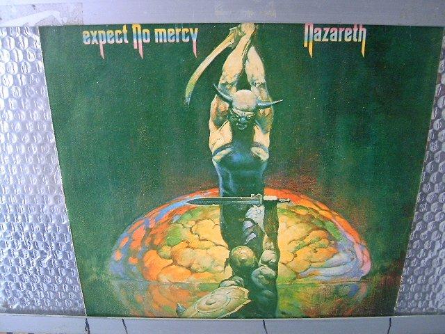 NAZARETH expect no mercy LP 1978 ROCK*
