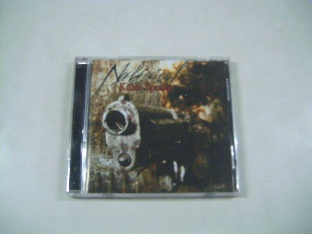 NAHTAIVEL killer speaks CD 2008 INDUSTRIAL DARK ELECTRO