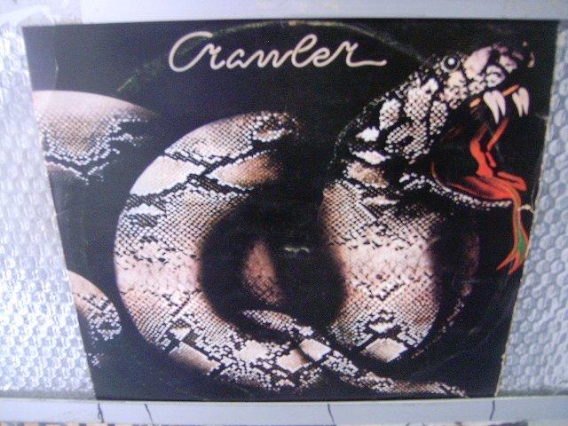 CRAWLER crawler LP 1978 ROCK