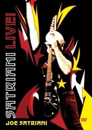 JOE SATRIANI live! DVD 2006 GUITAR BAND