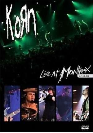 KORN live at montreux 2004 DVD 2004 NEW METAL