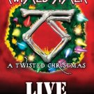 TWISTED SISTER a twisted christimas live - a december to remember DVD 2007 HARD ROCK**
