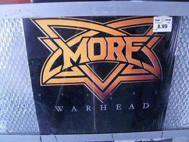 MORE warhead 1981 HEAVY METAL*
