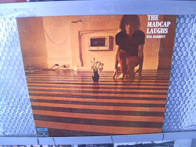 SYD BARRET the madcap laughs LP 1970 ROCK