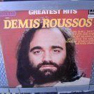 DEMIS ROUSSOS greatest hits LP 1980 ROCK**