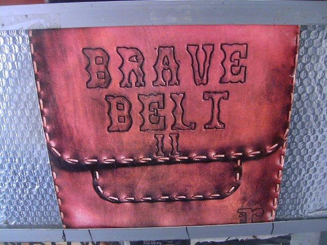 BRAVE BELT brave belt 2 LP 1972 ROCK**