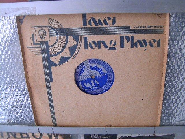 FACES long player LP 1971 ROCK