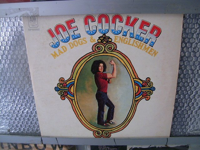 JOE COCKER mad dogs & enslighmen 2LP 1970 ROCK**