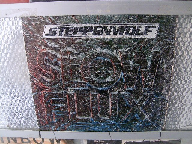 STEEPENWOLF slow flux LP 1974 ROCK