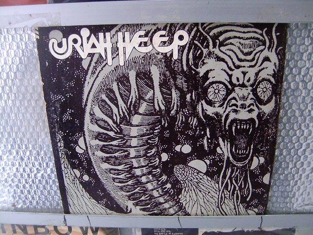 URIAH HEEP uriah heep LP 1970 ROCK
