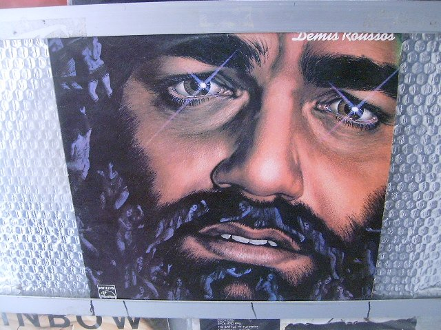 DEMIS ROUSSOS demis roussos LP 1978 ROCK**