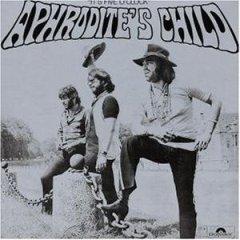 APHRODITE'S CHILD it's five o'clock CD FORMATO MINI VINIL 1970 ROCK