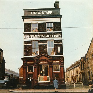 RINGO STARR sentimental journey CD FORMATO MINI VINIL 1970 ROCK