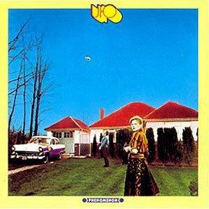 UFO phenomenon CD FORMATO MINI VINIL 1974 HARD ROCK