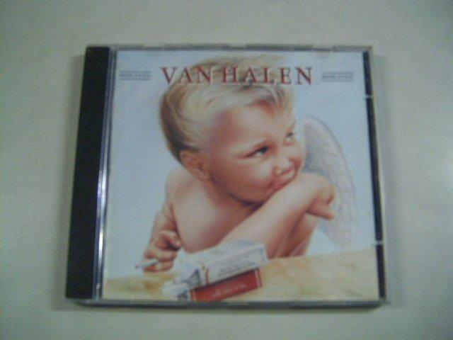 VAN HALEN 1984 CD 1983 HARD ROCK