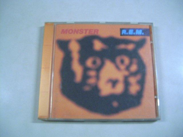 REM monster CD 1994 ALTERNATIVE ROCK