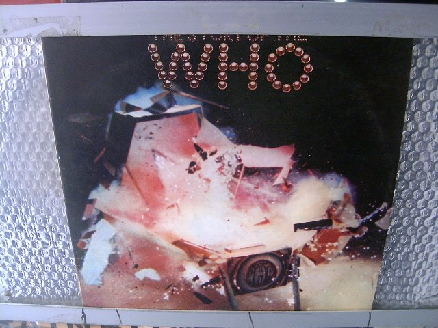 THE WHO the story of the who 2LP 1977 ROCK