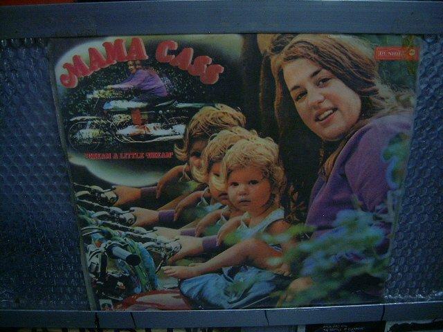 MAMA CASS dream a little dream LP 1969 ROCK**