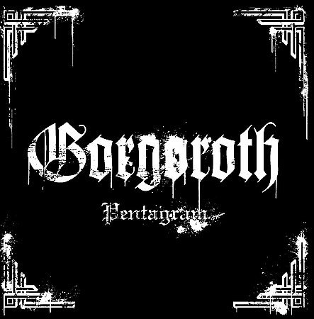 GORGORTH pentagram CD 1994 BLACK METAL