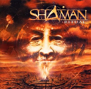 SHAMAN ritual CD 2002 HEAVY METAL
