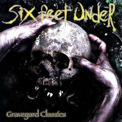 SIX FEET UNDER graveyard classics CD 2000 DEATH METAL
