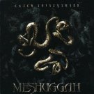 MESHUGGAH catch thirty three CD 2005 DEATH THRASH METAL