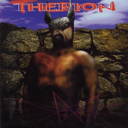 THERION theli CD 1996 SYMPHONIC HEAVY METAL