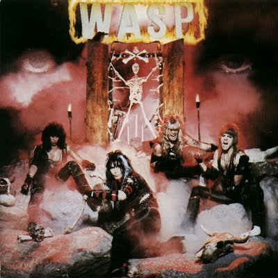 WASP wasp CD 1983 HEAVY METAL