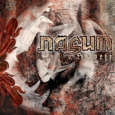 NASUM helvete CD 2007 GRINDCORE CRUST