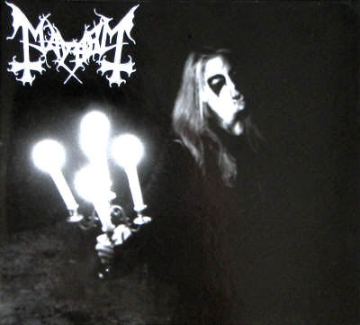 MAYHEM live in leipzig 1992 BLACK METAL
