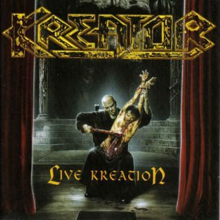 KREATOR live kreation 2CD 2003 THRASH METAL